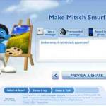 Eine animierte Schlümpfe Nachricht versenden – Schlumpf Avatar – mit besmurfed.com
