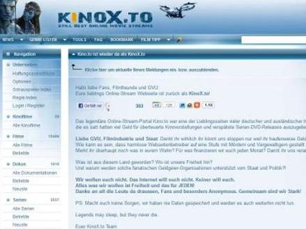 kinox.to kino.to lebt wieder