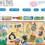 Selbstgemachte illustrierte Landkarten (Reisekarten) finden – mit theydrawandtravel.com