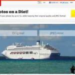 Bilder verlustfrei verkleinern (komprimieren) – mit JPGmini.com