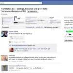 """Facebook – Lustige Statusmeldungen mit der Fanpage """"Funstatus"""""""