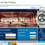 Wo befindet sich gerade das Flugzeug – mit FlightAware.com