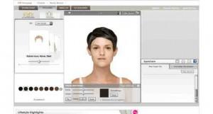 haarfarben testen online kostenlos