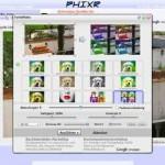 Kostenlos Bildbearbeitung online – mit phixr.com