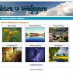 Natur Hintergrundbilder (Wallpaper) kostenlos – mit wallpaper-nature.com