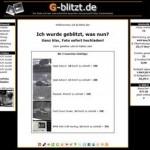 Blitzer Fotos – aus der Radarfalle mit g-blitzt.de