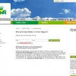 Landi Wetter – Regionale 7 Tage Wettervorhersagen für die Schweiz