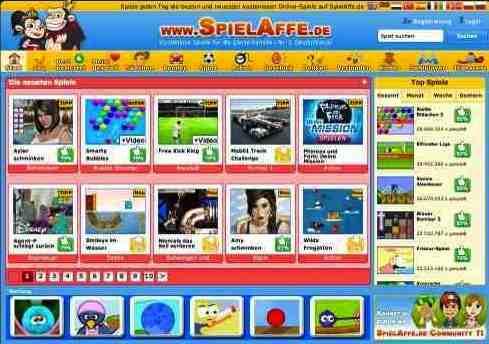 online spiele spielaffe