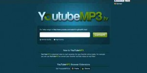 Ein Youtube MP3 downloader   mit youtubemp3.tv