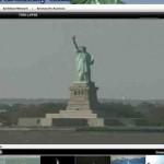 Freiheitsstatue New York live Webcam Stream – mit earthcam.com