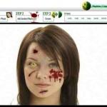 Zombie Bild erstellen – Ich als Zombie – online mit zombieme.com