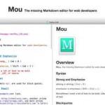 Mac HTML Editor – kostenlos mit Mou