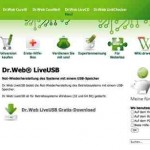 Antivirus Portable – mit Dr.Web CureIt!