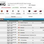 Live Fussball, Hockey, Rugby, Formel 1, Tennis, Sports Stream mit wiziwig.tv