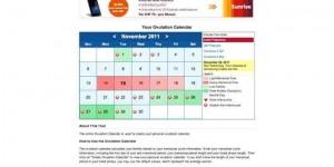 menstruationskalender online berechnen mit ovulation calendar linkorama. Black Bedroom Furniture Sets. Home Design Ideas