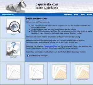 liniertes Papier zum Ausdrucken