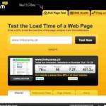 Website Ladezeit messen – mit Pingdom Tools