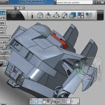 Freeware 3D CAD Software – mit Autodesk 123D