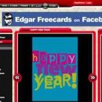 Grusskarten zu Neujahr (Silvester) online versenden – mit edgar.de