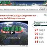 Weihnachtsmann online beobachten – Livetracker mit noradsanta.org