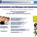 Arbeitsblätter Legasthenie und Dyskalkulie – download kostenlos mit arbeitsblaetter.org