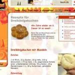 Rezept Dreikönigskuchen – mit foodnews.ch