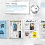 Zeitung online erstellen – kostenlos mit zeitungsgenerator.info