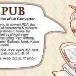 PDF, docx, html in epub umwandeln – online mit 2epub.com