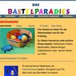 Basteln für Ostern – mit basteln-gestalten.de