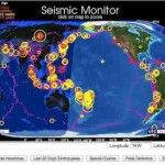 Erdbeben Monitor – mit iris.edu/seismon