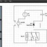Schaltplan online zeichnen – mit circuitlab.com