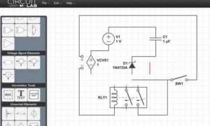 schaltplan online zeichnen mit. Black Bedroom Furniture Sets. Home Design Ideas