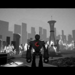 Roboter Spiele für PC – kostenlos mit Attack Of The 50ft Robot!