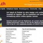 Online Spiele kostenlos – ohne Anmeldung ohne Download – mit playit.ch