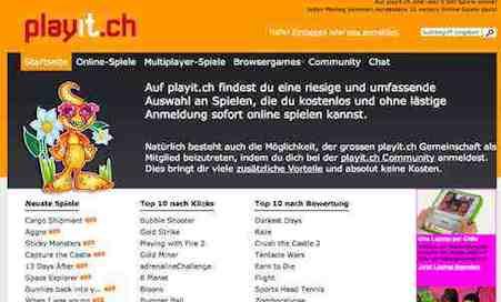 Online Spiel Ohne Anmeldung