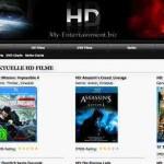 Filme online in HD schauen – kostenlos mit my-entertainment.biz