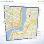 Kugel Labyrinth online mit Google Maps