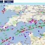 Schiffe online orten – die 3 besten Google Maps Mashups