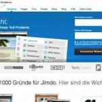 Webseite erstellen – kostenlos mit jimdo.com