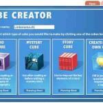 Lernwürfel selber machen – online mit Cube Creator