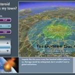Was passiert wenn ein Asteroid einschlägt – mit Impact Calculator