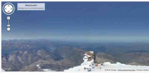 Street View hoechste Berge