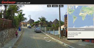 Geographie Quizz Welt Streetview