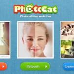 Online Foto bearbeiten – mit PhotoCat