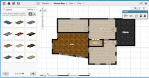 Grundriss zeichnen online mit for Floorplanner software
