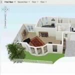 Grundriss zeichnen – online mit floorplanner.com