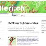 Schweizer Kinderlieder – mit falleri.ch