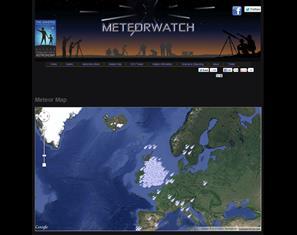 Meteorwatch Perseiden