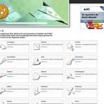 Papierflieger falten – die 4 besten Webseiten mit Anleitungen