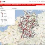 Züge der Deutsche Bahn online verfolgen – Zugradar